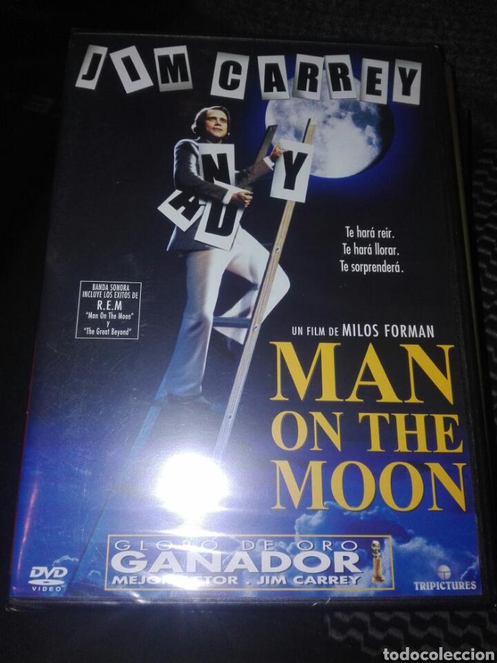 PELICULA DVD PRECINTADA MAN ON THE MOON (Cine - Películas - DVD)
