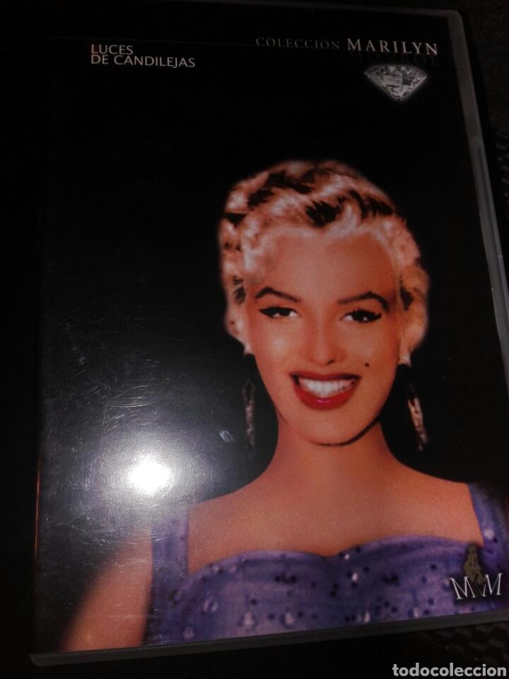 PELICULA DVD LUCES DE CANDILEJAS MARILYN MONROE (Cine - Películas - DVD)
