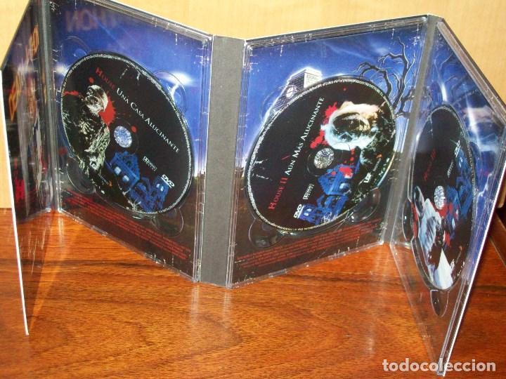 Cine: HOUSE UNA TRILOGIA ALUCINANTE - TRIPLE DVD EDICION ESPECIAL - Foto 3 - 146571982