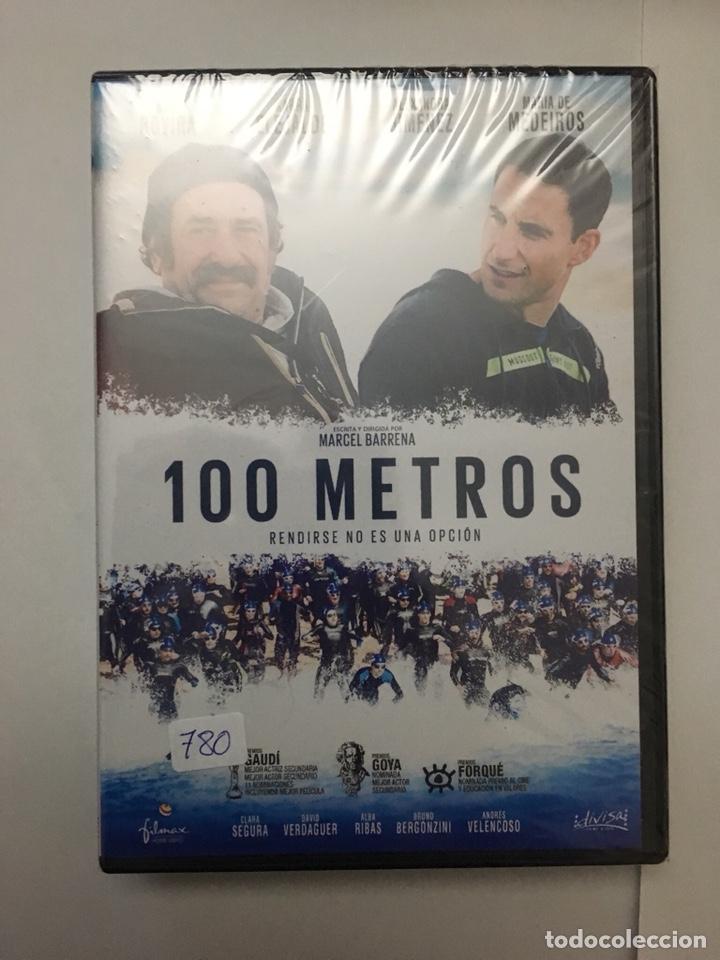 100 METROS DVD NUEVO PRECINTADO (Cine - Películas - DVD)
