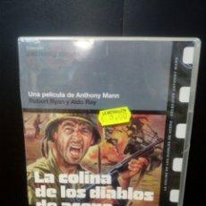 Cine: LA COLINA DE LOS DIABLOS DE ACERO DVD. Lote 182564400
