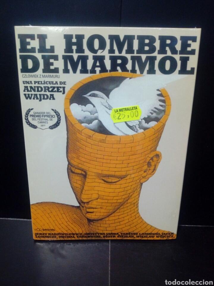 EL HOMBRE DE MÁRMOL DVD (Cine - Películas - DVD)