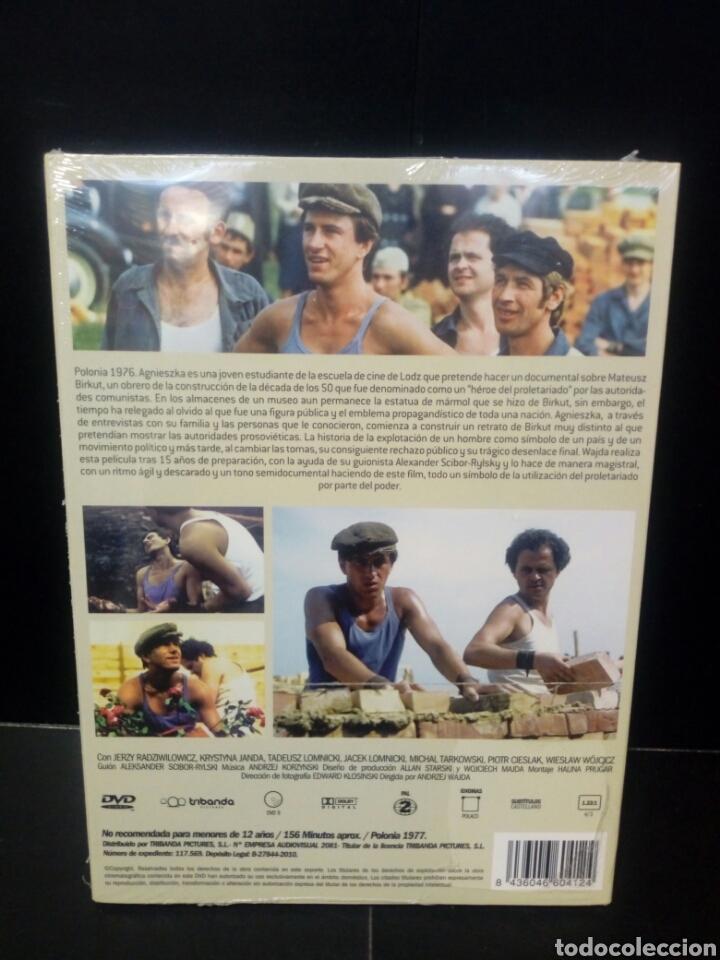 Cine: El hombre de mármol DVD - Foto 2 - 146623970