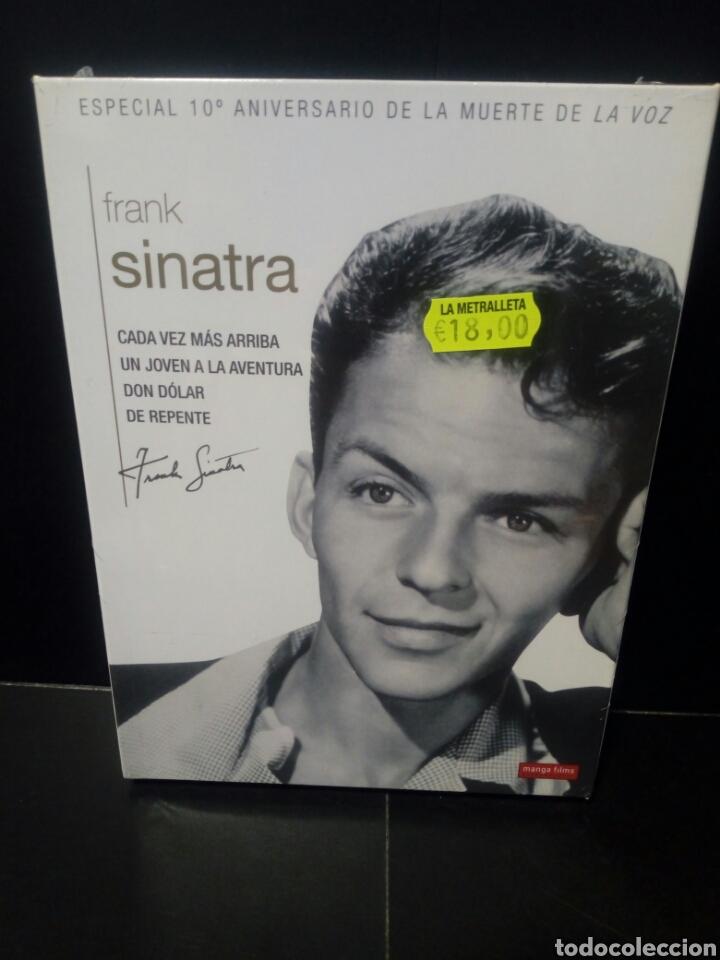 FRANK SINATRA DVD (Cine - Películas - DVD)