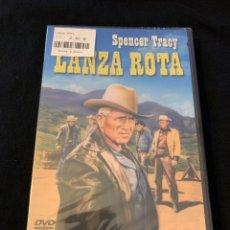Cine: ( A56 ) LANZA ROTA - SPENCER TRACY ( DVD NUEVO PRECINTADO ). Lote 146641356