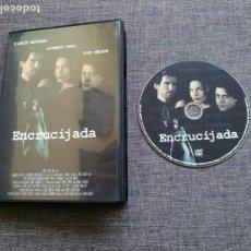 Cine: DVD - ENCRUCIJADA - PIERCE BROSNAN - LAURENCE TREIL - JUDD NELSON - RARE. Lote 146739706