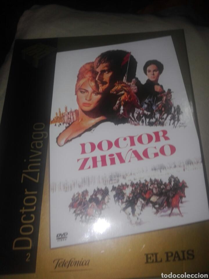 DVD + LIBRO CINE DE ORO EL PAIS DOCTOR ZHIVAGO (Cine - Películas - DVD)