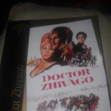 Cine: DVD + LIBRO CINE DE ORO EL PAIS DOCTOR ZHIVAGO. Lote 146797145