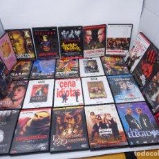 Cine: LOTE DE 47 PELÍCULAS EN DVD. Lote 146815330