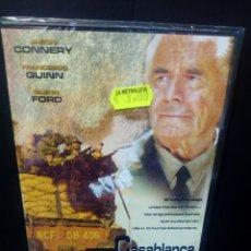 Cine: CASABLANCA EXPRESS DVD. Lote 146868632