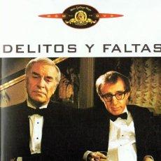 Cinema: DELITOS Y FALTAS ALAN ALDA . Lote 146884326