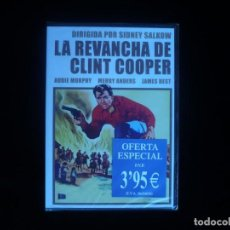 Cinema: LA REVANCHA DE CLINT COOPER - DVD NUEVO PRECINTADO. Lote 204000363