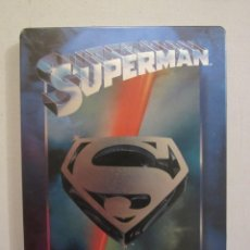 Cine: DVD SUPERMAN CAJA METALICA. Lote 146920786