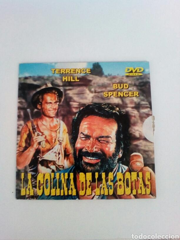 LA COLINA DE LAS BOTAS.DVD (Cine - Películas - DVD)