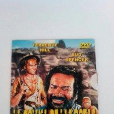 Cine: LA COLINA DE LAS BOTAS.DVD. Lote 147068316