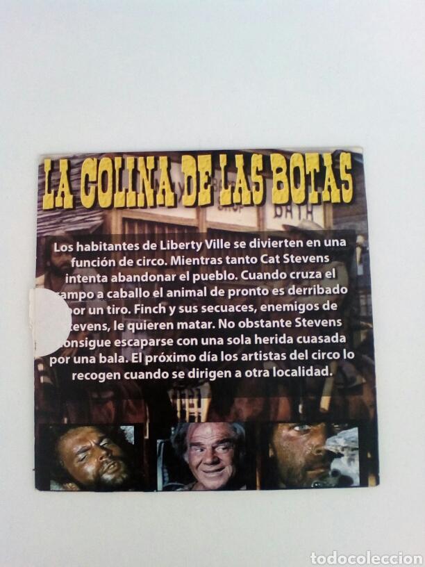 Cine: LA COLINA DE LAS BOTAS.DVD - Foto 2 - 147068316