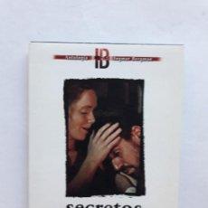 Cine: SECRETOS DE UN MATRIMONIO ( VERSION INTEGRA ) INGMAR BERGMAN. Lote 147074094
