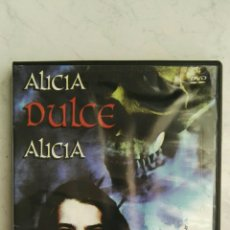 Cine: ALICIA DULCE ALICIA DVD BROOK SHIELDS SUSPENSE. Lote 147101346