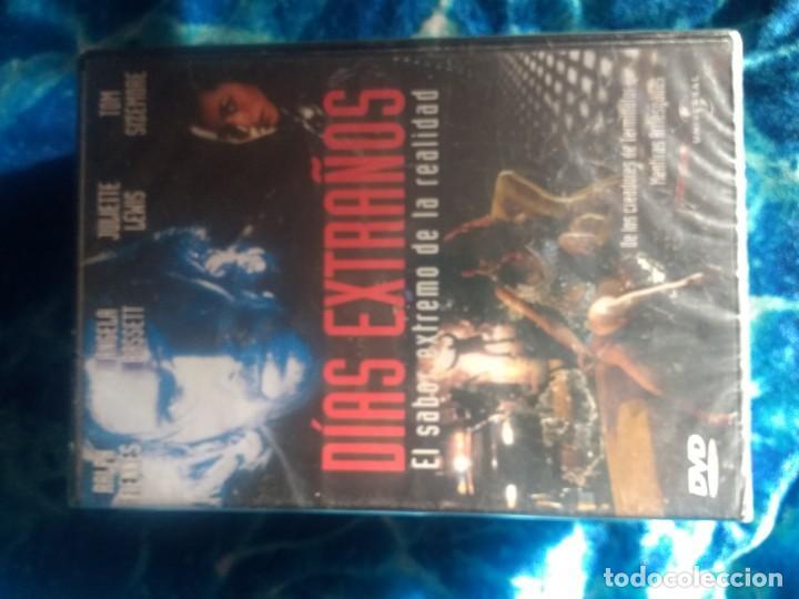 DIAS EXTRAÑOS DVD PRECINTADO JAMES CAMERON JULIETTE LEWIS CULTO PELICULON (Cine - Películas - DVD)
