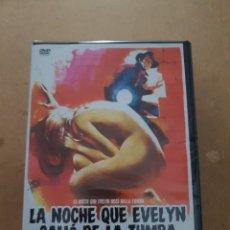 Cine: (RESEN ) LA NOCHE QUE EVELYN SALIO DE LA TUMBA - DVD NUEVO PRECINTADO. Lote 147106038