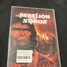 Cine: ( A60 ) LA REBELIÓN DE LOS SIMIOS - RODDY MCDOWALL ( DVD NUEVO PRECINTADO ). Lote 147129140