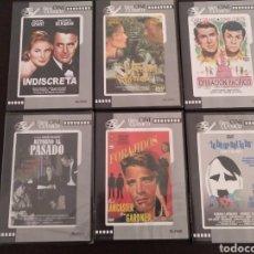 Cine: LOTE 12 PELÍCULAS DVD. CINE CLÁSICO. Lote 147181006
