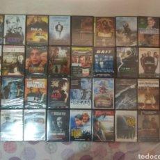 Cine: DVD. LOTE 36 PELÍCULAS PRECINTADAS. BUENOS TÍTULOS.. Lote 147211136