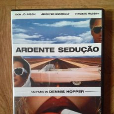 Cine: LABIOS ARDIENTES - DIR. DENNIS HOPPER - CON DON JOHNSON JENNIFER CONNELLY VIRGINIA MADSEN - SÓLO V.O. Lote 147305838