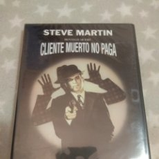 Cine: DVD. CLIENTE MUERTO NO PAGA. PRECINTADO. CON DEAN MARTIN. DESCATALOGADO.. Lote 147364005