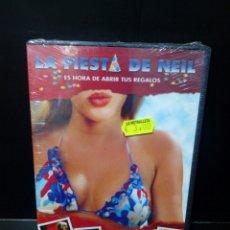 Cine: LA FIESTA DE NEIL DVD. Lote 147373696