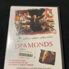 Cine: ( A66 ) DIAMONDS - KIRK DOUGLAS ( DVD NUEVO PRECINTADO ). Lote 147430548