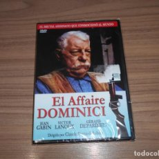 Cine: EL AFFAIRE DOMINICI DVD JEAN GABIN NUEVA PRECINTADA. Lote 148240862