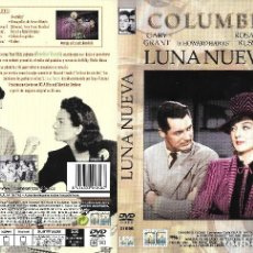 Cine: LUNA NUEVA - HOWARD HAWKS. Lote 147548046