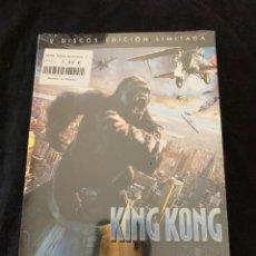 Cine: ( A57 ) KING KONG - NAOMI WATTS ( DVD NUEVO PRECINTADO ). Lote 147592520