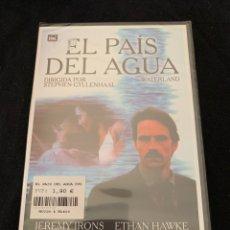Cine: ( A58 ) EL PAIS DEL AGUA - JEREMY IRONS ( DVD NUEVO PRECINTADO ). Lote 147595705