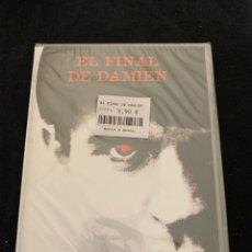 Cine: ( A58 ) EL FINAL DE DAMIEN - SAM NEILL ( DVD NUEVO PRECINTADO ). Lote 147595813