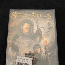 Cine: ( A58 ) EL SEÑOR DE LOS ANILLOS EL RETORNO DEL REY - ELIJAH WOOD ( DVD NUEVO PRECINTADO ). Lote 147595893