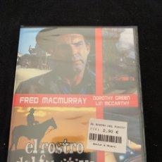 Cine: ( A58 ) EL ROSTRO DEL FUGITIVO - FRED MACMURRAY ( DVD NUEVO PRECINTADO ). Lote 147595956