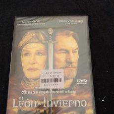 Cine: ( A58 ) EL LEON EN INVIERNO - GLENN CLOSE ( DVD NUEVO PRECINTADO ). Lote 147596020