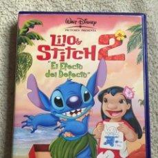 Cine: LILO & STITCH 2 DVD DE WALT DISNEY. Lote 147596022