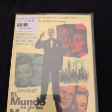 Cine: ( A58 ) EL MUNDO ES DE LAS MUJERES - ARLENE DAHL ( DVD NUEVO PRECINTADO ). Lote 147596065