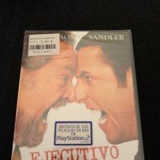Cine: ( A58 ) EJECUTIVO AGRESIVO - ADAM SANDLER ( DVD NUEVO PRECINTADO ). Lote 147596137