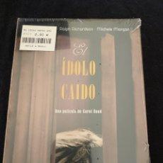 Cine: ( A58 ) EL ÍDOLO CAÍDO - MICHELE MORGAN ( DVD NUEVO PRECINTADO ). Lote 147596269