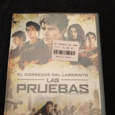 Cine: ( A58 ) EL CORREDOR DEL LABERINTO LAS PRUEBAS - DYLAN O'BRIEN ( DVD NUEVO PRECINTADO ). Lote 147596381