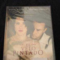 Cine: ( A58 ) EL VELO PINTADO - NAOMI WATTS ( DVD NUEVO PRECINTADO ). Lote 147596450