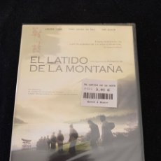 Cine: ( A58 ) EL LATIDO DE LA MONTAÑA - JAUCEE CHAN ( DVD NUEVO PRECINTADO ). Lote 147596549
