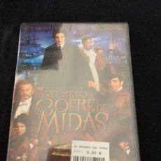 Cine: ( A58 ) EL SECRETO DEL COFRE DE MIDAS - KEELEY HAWES ( DVD NUEVO PRECINTADO ). Lote 147596668