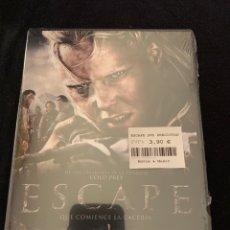 Cine: ( A58 ) ESCAPE ( DVD NUEVO PRECINTADO ). Lote 147596741