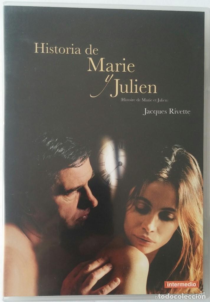 HISTORIA DE MARIE Y JULIEN (2003) - JACQUES RIVETTE - DESCATALOGADO - DVD (Cine - Películas - DVD)