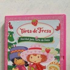 Cine: TARTA DE FRESA NAVIDAD PARA TARTA DE FRESA DVD. Lote 147720620
